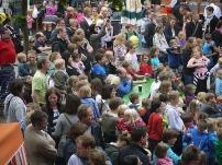 Foto:Sommerfest am Fachwerk