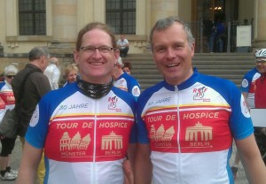 Michael Hermes und Jochen Kisker
